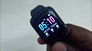 D13 Smart <b>Bracelet Smartwatch</b> unboxing & review - YouTube