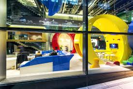 google thailand office. Google Thailand Head Office Park Venture Central World Docks Groundfloor