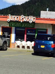 photo of juno froyo juneau ak
