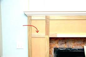 build a fireplace mantel how to build a fireplace mantle build fireplace mantel diy fireplace mantel ideas homemade fireplace mantel