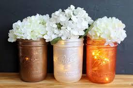 Wedding Decor With Mason Jars Mason Jar Wedding Centerpieces The Country Chic Cottage 42