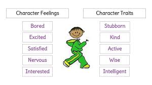 Lesson 4: Character traits and feelings   LearnZillion