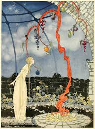 Vintage Illustrations Beautiful Vintage Illustrations From Old French Fairy Tales