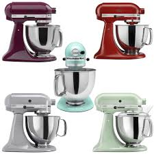 Kitchen Aid Ice Blue Kitchenaid Artisan Stand Mixer