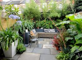 View In Gallery Garden Oasis With Ample Plants Transform Your Yard Into A