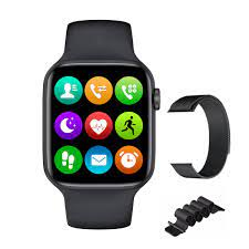 Đồng hồ thông minh cao cấp ANNCOE Watch 6 nghe gọi nhắn tin theo dõi sức  khỏe chống nước IP68 + Tặng dây đeo cao cấp - Hàng Chính Hãng - Đồng
