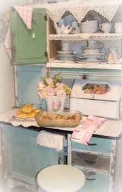 Shabby Chic Kitchen Design Chic And Trendy Vintage Kitchen Best Images About Kitschy