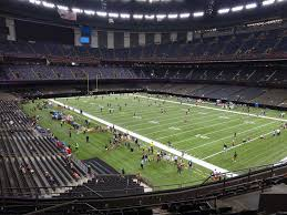 New Orleans Saints Superdome Seating Chart Saints Tickets 2019 New Orleans Saints Schedule Buy At