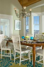 green dining room colors. Dining Room Painted In Benjamin-Moore Guilford Green, 2015 Color Of The Year - Green Colors V