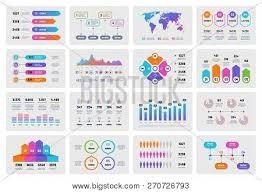 Presentation Charts And Graphs Free Business Presentation Vector Photo Free Trial Bigstock