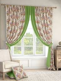 Upholstered Pelmet over Dress curtains - with Roller blinds hidden ...