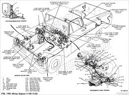 1963 ford f100 wiring diagram 66 Ford F100 Wiring Diagram 1963 ford truck wiring diagrams fordification info the '61 '66 66 ford f100 wiring diagrams free pdf