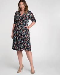 Kiyonna Dress Size Chart Gabriella Dress