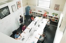 inspiring office design. Office Space Of Creative Studio Raw Inspiring Ideas Design Inspiring Office Design