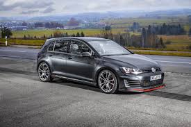 ABT Aero Package for Volkswagen Golf GTI Costs €2,000 - autoevolution