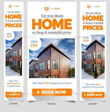 Real Estate Ad 15 Best Real Estate Banner Ads Examples Templates