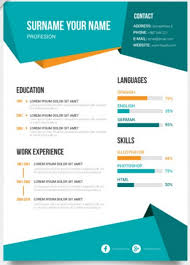 curriculum template download 35 free creative resume cv templates xdesigns
