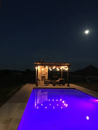 Inground pools at night Swimming Pool Inground Pool Designs Premier Pools Spas Houston What Are The Most Popular Inground Pool Designs