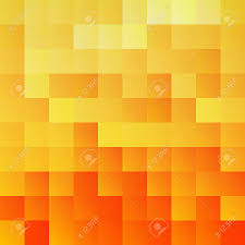 Abstract Yellow Wallpaper Pattern As A ...