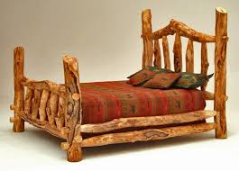 woodland creek builds many different lines of log furniture our