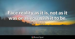 Reality Quotes BrainyQuote Extraordinary Reality Life Quotes