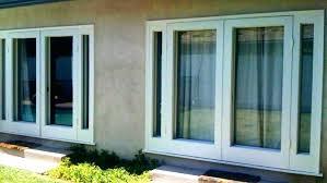 patio door installation cost patio door installation cost sliding door cost installation s sliding shower doors