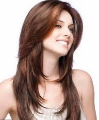 Meilleur Coiffure Cheveux Mi Long Dégradé Et Effilé