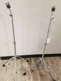 pdp by dw 800 series pgcs880 cymbal straight stand 2 pk no box free ship
