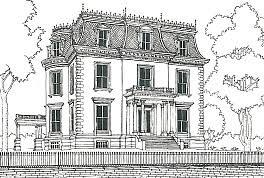 French Second Empire Style Architecture Real Estate Glossary