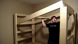 bunk bed plans 19