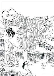 Wild Horse Coloring Pages Best Coloring Pages Images On Coloring