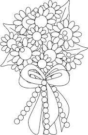 95 Dessins De Coloriage Fleurs D T Imprimer