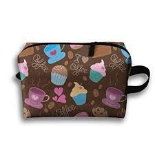 hodfgiz afternoon tea toiletry bag travel bag case ng cubes handy storage bag