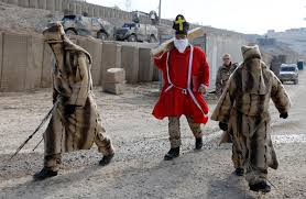 Christmas in Afghanistan