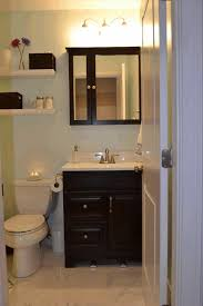 Washroom Countertops White Wooden Bathroom Counter With Gray