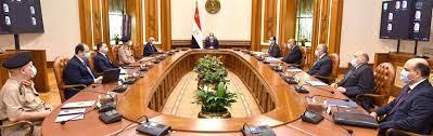 مجلس الأمن القومى يجتمع برئاسة السيسى ويستعرض الأوضاع فى ليبيا وملف سد  النهضة - جريدة المال