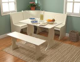 corner dining furniture. Amazon.com: Target Marketing Systems 3 Piece Breakfast Nook Dining Set With A L-Shaped Storage Bench And Trestle Style Table Bench, Corner Furniture