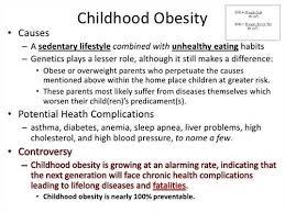 obesity america thesis obesity america