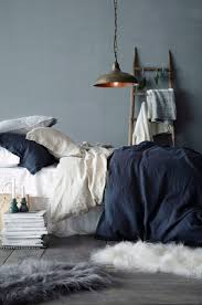 view in gallery gave us this blue and gray bedroom