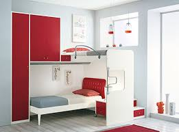 Small Picture Small Bedroom Furniture This Small Kids Bedroom Combines The Bed