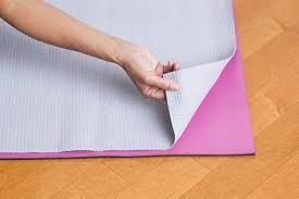 hot yoga microfiber mat towel non slip both sides grip by yogazorb