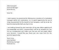 Example Of Thank You Letter To My Boss Granitestateartsmarket Com