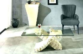 glass and stone coffee table fossil stone coffee table stone and glass coffee tables stone coffee