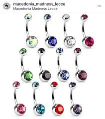 Piercing Ombelico Macedonia Madness Lecce Facebook