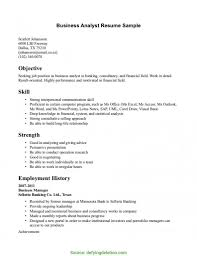 Bistrun Resume Example Resume Objective Examples For Accounting