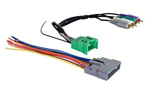 metra 70 5603 1996 1998 ford premium sound wire harness amp 1998 Ford Wiring Harness Connectors metra 70 5603 1996 1998 ford premium sound wire harness amp integration Ford Electrical Connectors