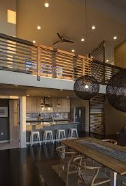 balcony lighting decorating ideas. Lighting Decorating Ideas. View In Gallery Modern Loft With Stylish And Fancy Furniture Balcony Ideas N