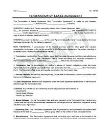Termination Of Agreement Letter Sample Contract Termination Letters ...