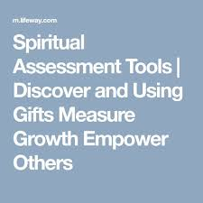 spiritual essment tools diser and using gifts mere growth empower others