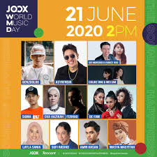 JOOX Malaysia - It's World Music Day today & we at JOOX...